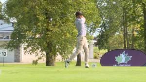 Loyalist Golf Club is hosting the Ontario Mid-Amateur championship. (02:02)