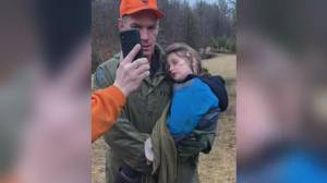 Ontario boy, 3, back home after lost in woods for days (02:31)