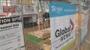 Global Give Back: Habitat for Humanity