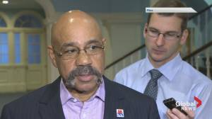 Former minister of African Nova Scotian Affairs weighs in on controversial appointment (05:03)