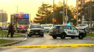 Toronto man charged in three homicide investigations (03:12)