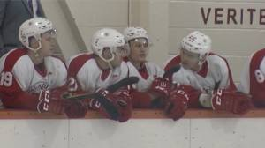The RMC Paladins have lofty expectations for the OUA hockey season.