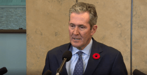 Manitoba premier Brian Pallister on discussing western alienation with the Prime Minister