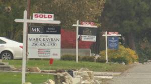 2020 Okanagan real estate market sees highest sales ever (01:59)