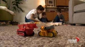 Lethbridge optometrists concerned about increased screen time for kids (01:51)