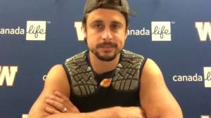 RAW: Blue Bombers Zach Collaros Post Game – Sept. 18 (03:31)