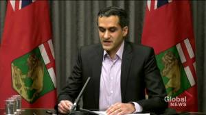 Coronavirus: Manitoba considers loosening some restrictions (00:37)