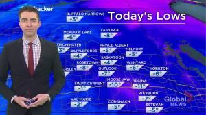 Saskatchewan weather outlook: May 11