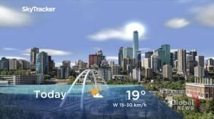 Edmonton early morning weather forecast: Monday, September 13, 2021 (01:47)