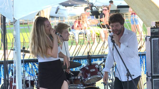 Performers descend on Kingston for the Limestone City Blues Festival