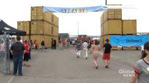 Saint John port authority looking into creating a shipping container village (01:57)
