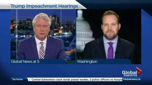 Bombshell testimony at impeachment inquiry in Washington