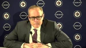 RAW: Winnipeg Jets Paul Maurice Interview – Mar. 6 (05:36)