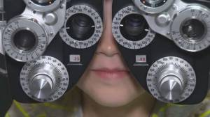 OHIP-covered eye exams on hold during negotiations (02:25)
