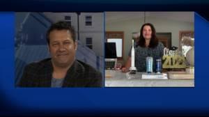 INBETWEEN magazine's Rachel Naud chats with Global News Morning (04:48)