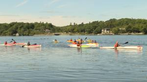 Kingston Kayak Club enjoyed a successful and safe summer. (02:21)