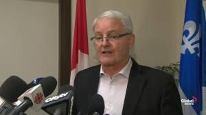 Garneau says CN strike impact is felt across the country, mediation needed