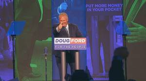 Coalition of unions looking to take Doug Ford to court (02:43)