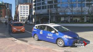 Metro Vancouver taxi industry fight ridesharing at B.C. Supreme Court