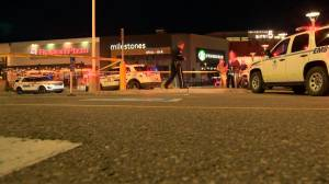 Shooting at CrossIron Mills mall