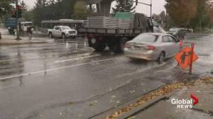 Wet and windy weather expected  on B.C.'s south coast this weekend (02:42)