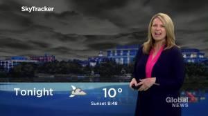 Peterborough Regional Weather Update: May 29, 2020