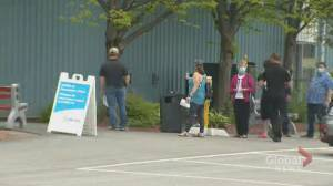 New Brunswick needs higher COVID-19 vaccination numbers to begin its re-opening plan (01:55)