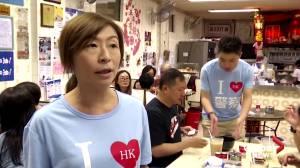 Hong Kong's restaurants take sides amid tensions