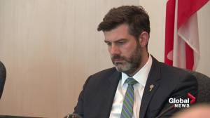Edmonton Mayor Don Iveson will not seek re-election in 2021 (02:11)