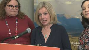 Notley says budget deficit 'does not inspire confidence'