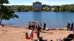 Halifax resident voicing safety concerns regarding Chocolate Lake