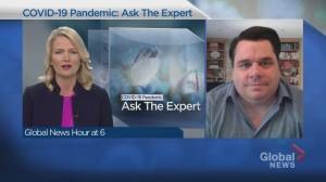 COVID-19 Pandemic: Ask the Expert