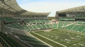 Regina student starts petition after grad plans cancelled at Mosaic Stadium (01:14)
