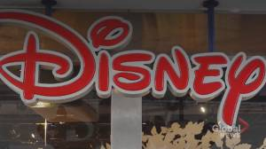 Disney closing most Canadian retail stores by Aug. 18 (01:34)