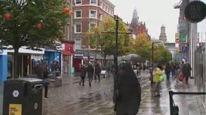 London faces more strict measures as COVID-19 alert level raised (02:25)