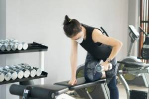 Gym safety tips under COVID-19 measures
