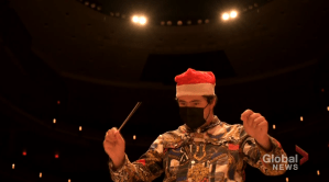 Edmonton Symphony Orchestra offers virtual holiday performances (06:04)