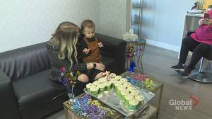 Calgary woman celebrating 7th birthday at 28 years old