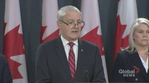 Canada 'has been told' it can participate in downloading, analysis of black box data: Garneau