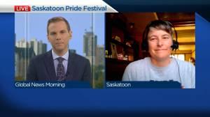Saskatoon Pride celebrating Pride Week with virtual events (03:16)