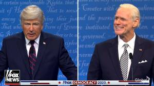 SNL opens with Trump, Biden debate spoof in season 46 opener