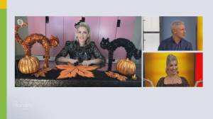 Easy last-minute Halloween costumes for the whole family (06:13)