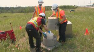 Calgary pilot project testing wastewater for traces of COVID-19 called a success (01:49)