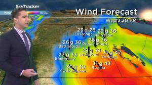 Cooler Wednesday: Sept. 29 Saskatchewan weather outlook