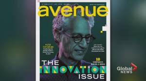 Avenue Magazine's Innovation Event (03:56)