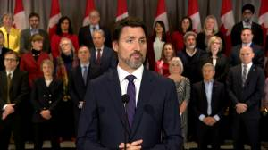Trudeau says Canada remains focused on Canadian citizens detained in China