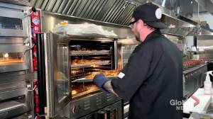 Moncton restaurateur launches new virtual food service (01:59)