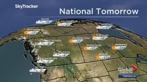 Edmonton weather forecast: Feb. 13, 2021 (03:25)