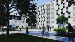 Affordable housing project breaks ground in Edmonton
