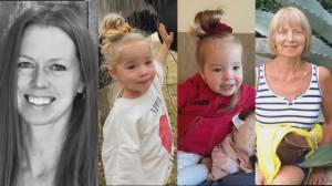 Missing Cochrane girls believed to be with grandmother and aunt (01:54)